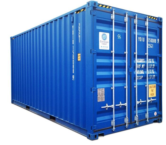 Lagerförvaring container Göteborg