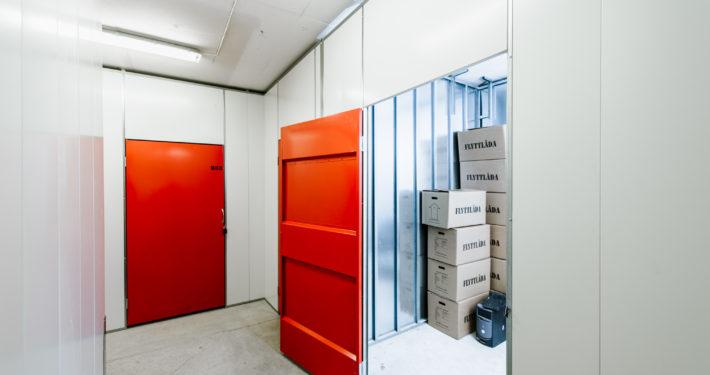 Lagerförvaring, förråd i Göteborg